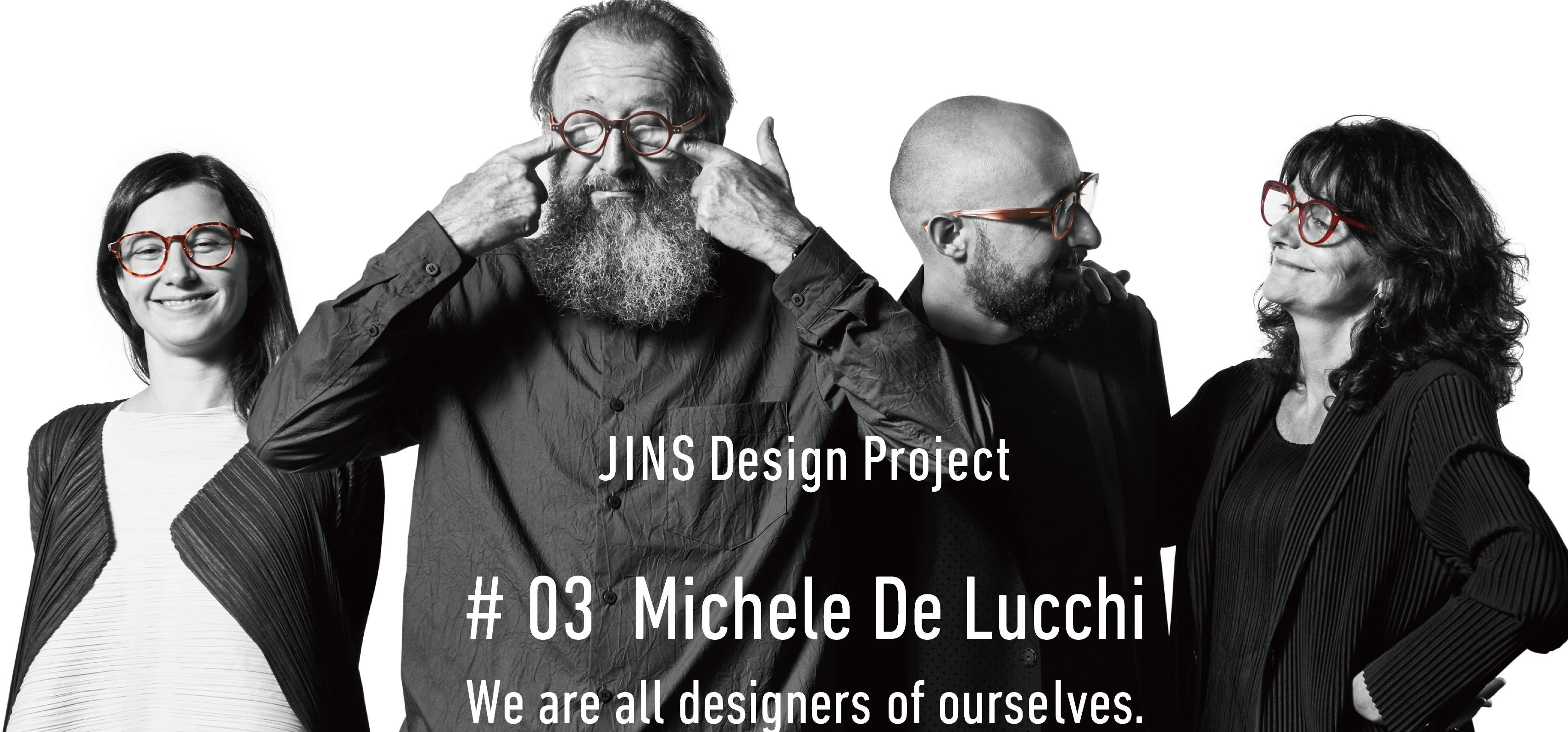 JINS Design Project - Michele De Lucchi